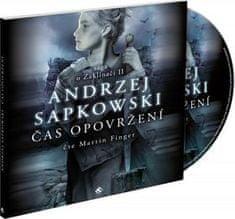 Andrzej Sapkowski: Čas opovržení - sága o Zaklínači II