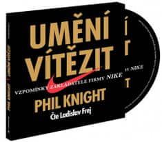 Phil Knight: Umění vítězit - audioknihovna