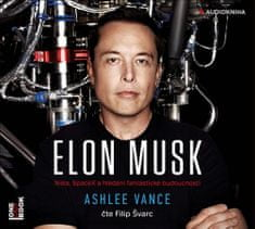 Ashlee Vance: Elon Musk - CDmp3