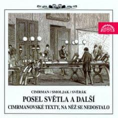 Divadlo Járy Cimrmana: Posel světla a další cimrmanovské texty - 2CD