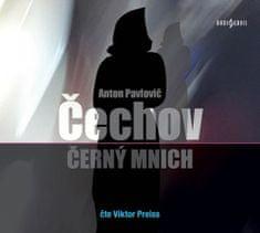 Anton Pavlovič Čechov: Černý mnich - CDmp3 (Čte Viktor Preiss)