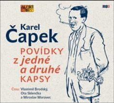 Karel Čapek: Povídky z jedné a druhé kapsy
