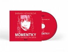 Barbara Nesvadbová: Momentky - audioknihovna