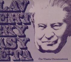 Jaroslav Seifert: Všecky krásy světa - CD (Čte Vlasta Chramostová)