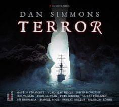 Dan Simmons: Terror - 3CDmp3