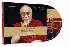 Svatost dalajlama Jeho: Dalajlama: Co je nejdůležitější - Rozhovory o hněvu, soucitu a lidském konání - audioknihovna