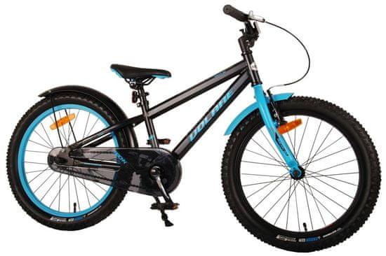 Volare Detský bicykel pre chlapcov Rocky - čierný 20