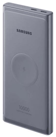 Samsung EB-U330XJEGEU brezžična polnilna baterija, 10000 mAh, Type-C