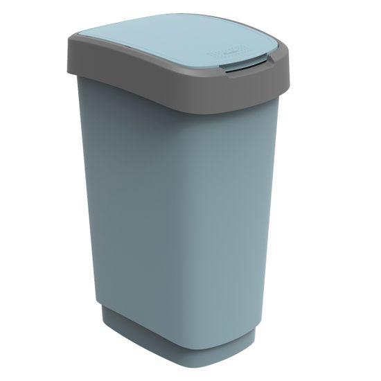Rotho Twist koš za odpadke, 50 l 2