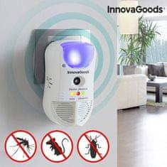 InnovaGoods odganjalec škodljivcev z LED lučjo in senzorjem 5-v-1