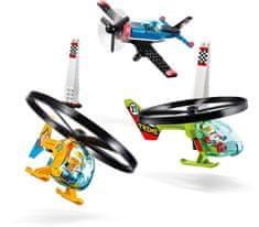 LEGO City 60260 Dirka po zraku - Odprta embalaža