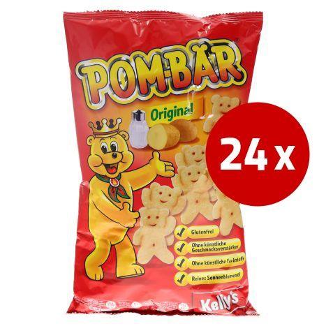 Pom-Bär Original flips, 24 x 65 g