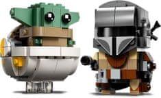 LEGO Star Wars™ 75317 Mandalorianin™ i Dziecko