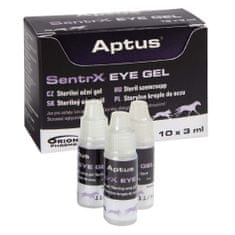 Aptus SentrX VET EYE GEL 10x3 ml