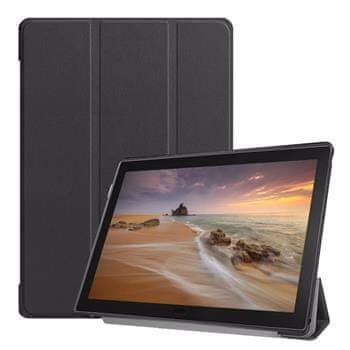 Tactical Book Tri Fold Pouzdro pro Lenovo Tab E10 10.1 Black (2448719)