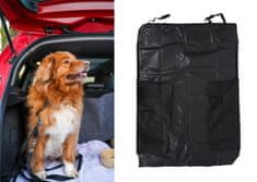 Zaščitna prevleka za prtljažnik, 155 x 104 x 33 cm, črna