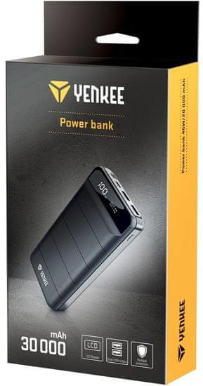 Yenkee Power Banka 30 000 mAh YPB 3010