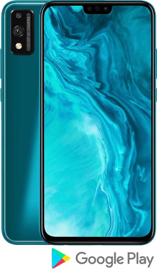 Honor 9X Lite, 4GB/128GB, Green