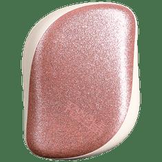 Tangle Teezer The Compact Styler potovalna krtača za lase, Rose Gold Glaze