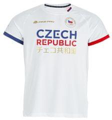 ALPINE PRO pánské funkční tričko Sachik S bílá