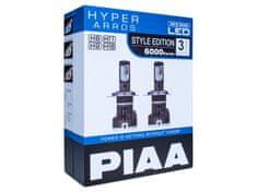 PIAA Hyper Arros Gen3 LED náhrady autožárovek H8/H9/H11/H16 6000K