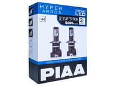 PIAA Hyper Arros Gen3 LED náhrady autožárovek H4 6000K