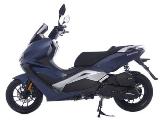MOTORRO SKÚTR EASYMAX 125i MODRÁ EURO 4