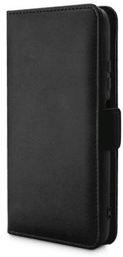 EPICO Elite Flip Case maska za Samsung Galaxy A21s, preklopna, crna