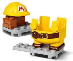 LEGO Super Mario™ 71373 Graditelj Mario – oblačila
