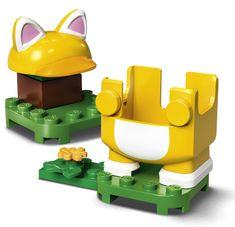 LEGO Super Mario™ 71372 Maček Mario – oblačila