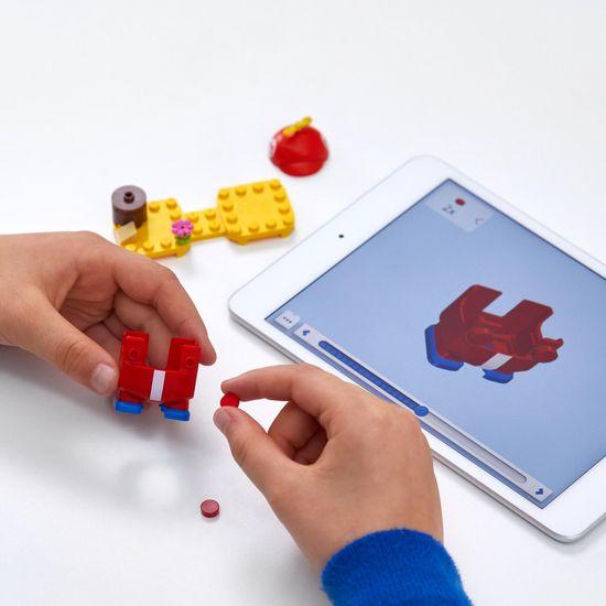 LEGO Super Mario™ 71371 Leteči Mario – oblačila