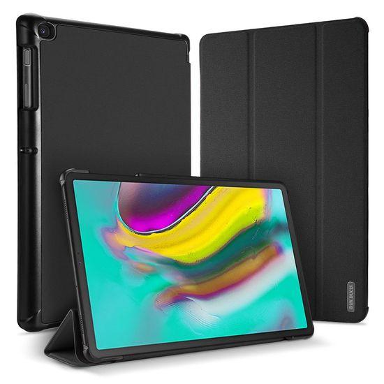 Dux Ducis Domo tablet tok Samsung Galaxy Tab S5e, fekete