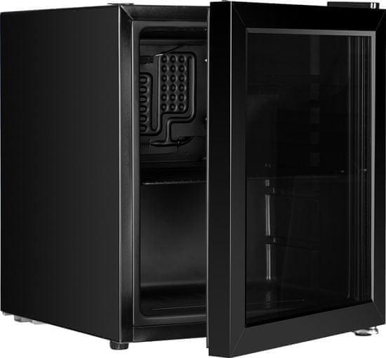 ECG ERM 10510 B mini hladilnik
