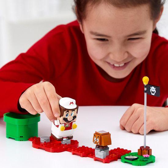 LEGO Super Mario™ 71370 Ognisty Mario – strój
