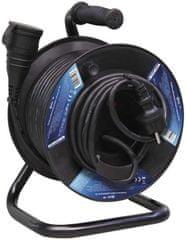 Emos Gumový prodlužovací kabel na bubnu - spojka, 25 m, 1,5 mm2 1908212500