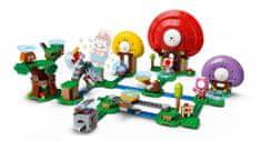 LEGO Super Mario™ 71368 Krastačin lov na zaklad – razširitveni komplet