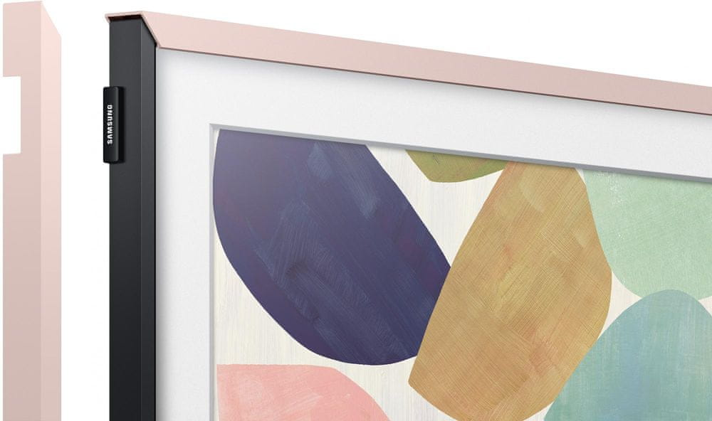"""Samsung Výměnný rámeček pro Frame TV 32"""", růžová 2020"""