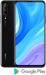 Huawei P smart Pro pametni telefon, 6GB/128GB, črn