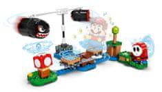 LEGO Super Mario™ 71366 Boomer Bill ogenj – razširitveni komplet