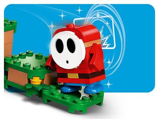 LEGO Super Mario™ 71366 Ostrzał Banzai Bill - zestaw rozszerzający