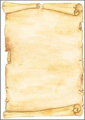 Sigel Papír s motivem pergamenu, A4, 90g, 50 listů