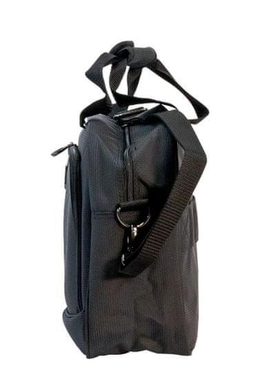 CAVALET Príručná taška Swift Flightbag Black