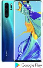 Huawei pametni telefon P30 Pro, 6GB/128GB, aurora moder