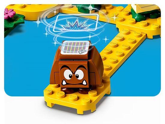 LEGO Super Mario™ 71365 Megazjeżdżalnia Piranha Plant - zestaw rozszerzający