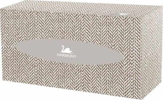 Harmony Universal papierové vreckovky 2-vrstvové 3 x 150 ks