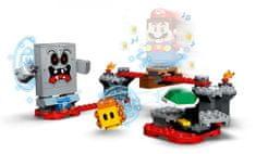 LEGO zestaw Super Mario™ 71364 Trouble in the Whomp Fortress - zestaw rozszerzający