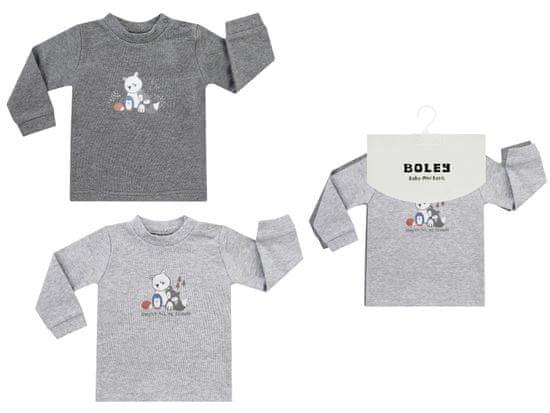 BOLEY dětský set 2 ks triček MULTIPACK Unisex
