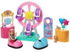 Mattel Barbie Chelsea v zabaviščnem parku igralni komplet