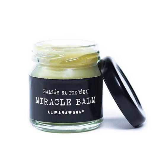 Almara Soap Almara Soap Miracle Balm - přírodní balzám na suchou a podrážděnou pokožku, 40ml