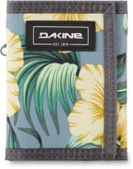 Dakine unisex modrá peněženka Vert Rail Wallet Hibiscus Tropical